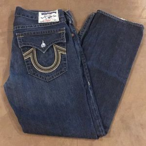 Men's True Religion Jeans 36 36x33